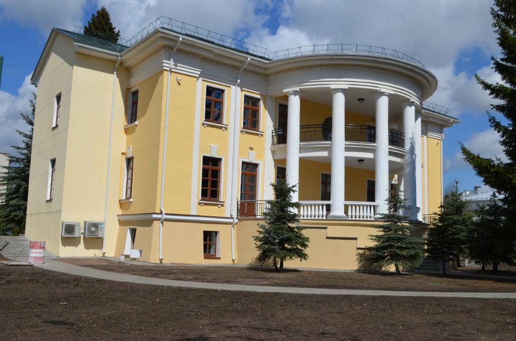 Реконструкция здания по ул.Румянцева, 6